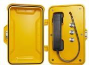 Telefonos industriales análogos | voip/sip | gsm