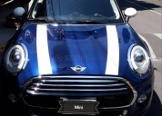 Mini cooper pepper 2015 45000 kms