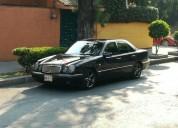 Mercedes benz e320 1996 14000 kms