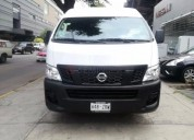 Nissan nv350 urvan panel 2015 60312 kms