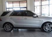 Mercedes benz ml 63 2014 40000 kms