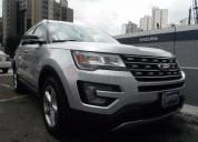 Ford explorer xlt 2016 13800 kms