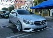 Mercedes benz a180 2013 43000 kms