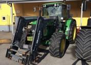 Tractor agricola john deere  6330 y otros