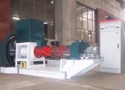 Extrusora para pellets flotantes para peces 1800-2000kg/h 132kw