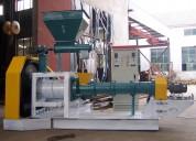 Extrusora para pellets flotantes para peces 1000-1200kg/h 90kw