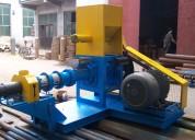 Peletizadora 360 mm 55 hp diesel para concentrados balanceados 750-950kg