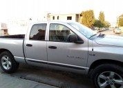 Dodge ram 2500 doble cabina