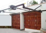 Puertas automaticas century 2000 reparaciones urgentes