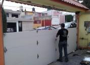 Zaguanes automaticos reparaciones urgentes los 365 dias