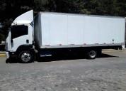 Caja  seca  trailer y  camion  placas   federales