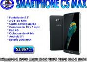 Smartphone neffos c5 max