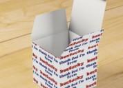 Kentucky arma y pega cajas para comida !!!