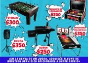 Rockola & karaoke para noche mexicana!