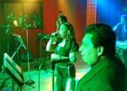 Orquesta de salsa para fiestas y bares