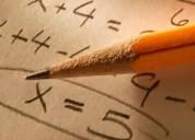 Clases de algebra para el cobaq.