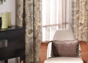Cortinas tradicionales elegantes y con una durabilidad insuperable.