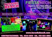 Fiesta neon party fiesta vintage fiesta disco beach monterrey cumbres mitras contry puerta de hierro