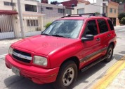 Chevrolet tracker 2000 100000 kms
