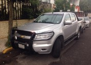 Chevrolet colorado 2013 55000 kms