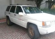 Jeep grand cherokee 1998 173000 kms