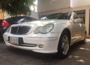 Mercedes benz clase c 2002 52000 kms