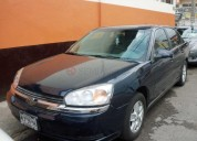 Chevrolet malibu 2004 140000 kms