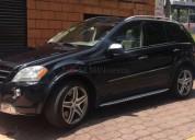 Mercedes benz ml 55 2009 68000 kms
