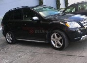 Mercedes benz ml-350 2010 37000 kms