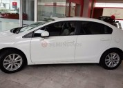 Honda civic sedan 2012 40516 kms