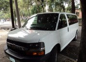 Chevrolet express 2014 103000 kms