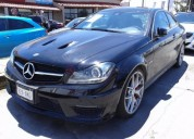 Mercedes benz c63 amg 2014 21000 kms