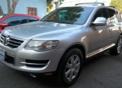 Volkswagen touareg 2009 65000 kms
