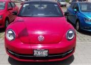 Volkswagen beetle turbo 2016 28790 kms