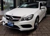 Mercedes benz e400 biturbo coupÉ 2015 13500 kms