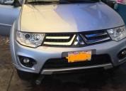Mitsubishi montero sport 2014 56000 kms