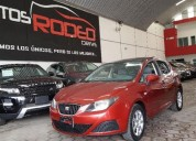Seat ibiza reference 2010 72000 kms