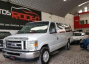 Ford econoline wagon 2013 42000 kms