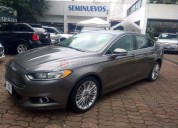 Ford fusion luxury 2014 82100 kms