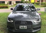 Audi a4 sport 2013 gris 4 cls motor 1.8 automatico, quemacocos, electrico
