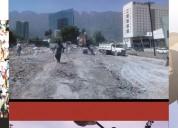 Demoliciones profesionales en san pedro