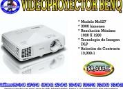 Videoproyector benq ms527