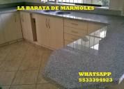 !!! gran oferta de cubiertas en granito natural gris claro !!!