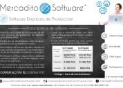 Software para produccion y control de servicios
