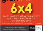 PromociÓn en oficinas virtuales
