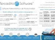 Software productividad para despachos contables y de abogados
