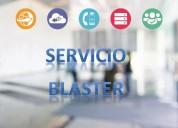 Servicio blaster- llamadas pregrabadas