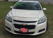 Chevrolet malibu 2014 70000 kms