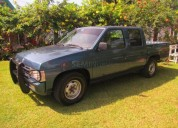 Nissan d21 doble cabina 2004 160000 kms