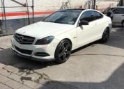 Mercedes benz clase c 2012 87000 kms